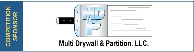 Competition Sponsor – Multi Drywall and Partition