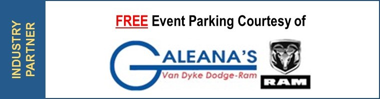 Industry Partner – Galeanas – FREE Parking
