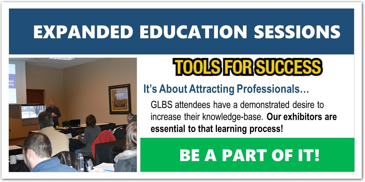Expanded Education Sessions